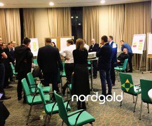 Синхронный перевод для Nord Gold   Переводчики Lingvo Moscow