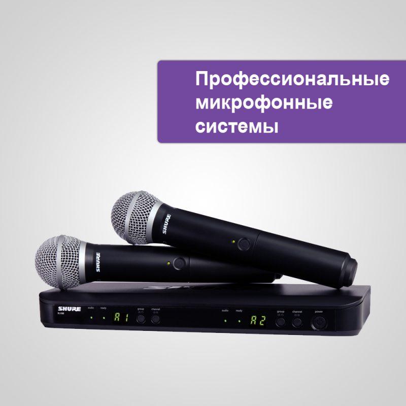 Микрофоны Lingvo Moscow